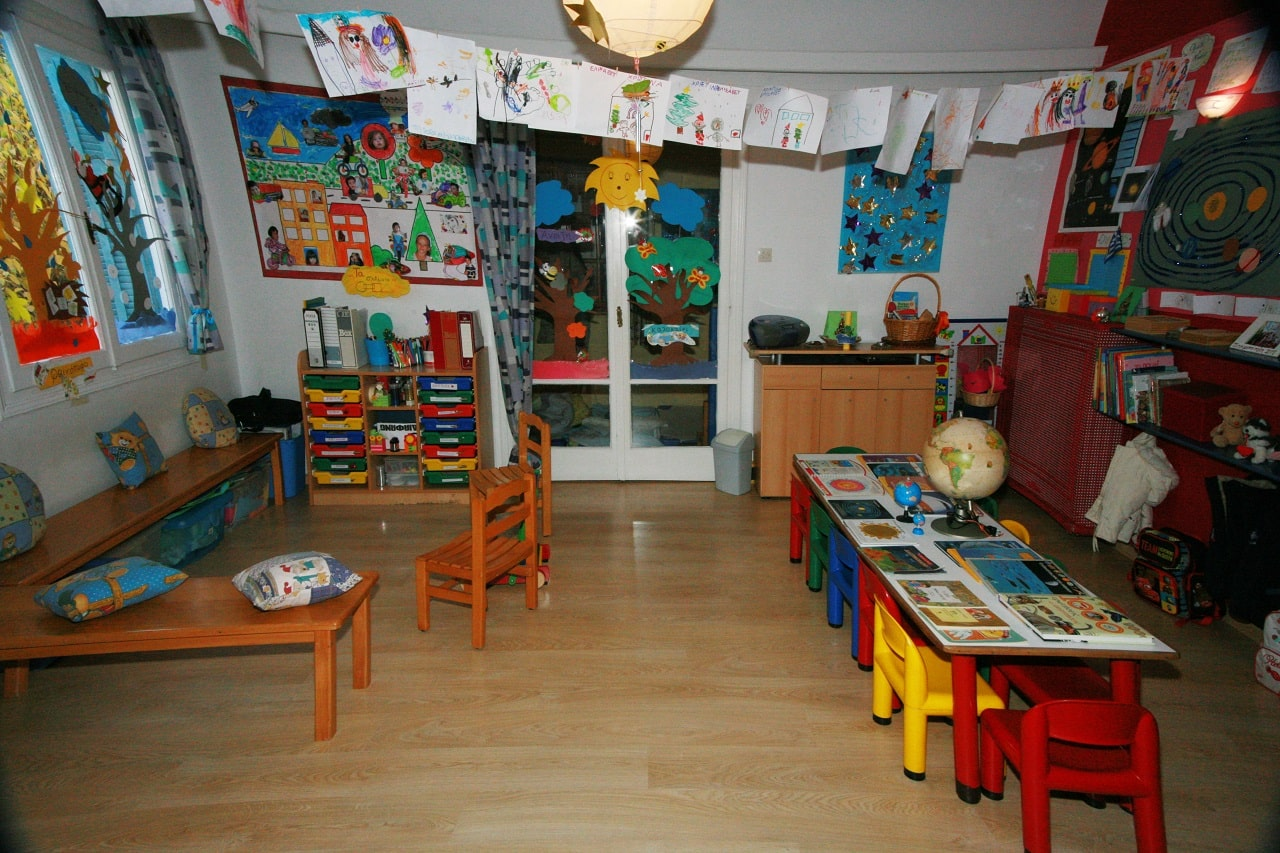 Παιδικοί σταθμοί Χαλάνδρι